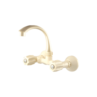 Sink Wall Mixer With Flange